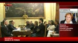 27/04/2013 - Grillo: partiti sotto le coperte per nascondere fallimento