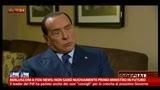 Berlusconi a Fox News: non sarò più Primo Ministro in futuro
