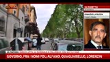 27/04/2013 - La Russa: noi saremo forza opposizione, simpatia per Letta