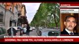 27/04/2013 - La Russa: noi saremo forza opposizione, simpatia per Letta