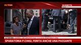Sparatoria, parla Sarzanini, del Corriere della Sera