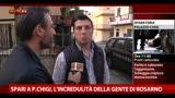 28/04/2013 - Spari a Palazzo Chigi, le voci della gente di Rosarno