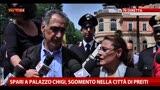 """Spari Chigi, fratelli Giangrande: """"Non si può perdonare"""""""