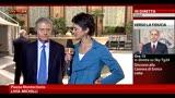 """29/04/2013 - Cicchitto a SkyTG24: """"Voteremo la fiducia"""""""
