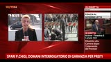 29/04/2013 - Spari Palazzo Chigi, domani interrogatorio per Preiti