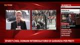 Spari Palazzo Chigi, domani interrogatorio per Preiti