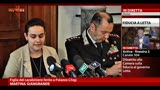 29/04/2013 - Spari P. Chigi, parla la figlia del brigadiere Giangrande