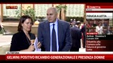29/04/2013 - Letta, Crosetto: discorso per convincere Parlamento a 360
