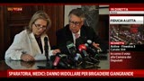 29/04/2013 - P. Chigi, medici: danno midollare per brigadiere Giangrande