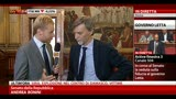30/04/2013 - Delrio a SkyTG24: &quot;Imu  sospesa in vista di una revisione&quot;