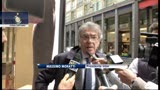 30/04/2013 - Inter, Moratti: per Zanetti mi dispiace tantissimo