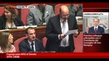 30/04/2013 - Crimi: invitiamo Letta a scongelarsi, no fiducia