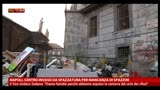 01/05/2013 - Napoli, centro invaso da spazzatura per mancanza di spazzini