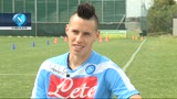 01/05/2013 - Hamsik: &quot;Voglio un Napoli da scudetto&quot;