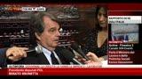 Governo, Brunetta: bravo Letta, la crescita è la priorità