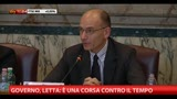 02/05/2013 - Governo, Letta: davanti a noi scelte molto complesse