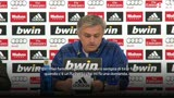 """Mourinho-show: i """"foglietti"""" per difendersi"""