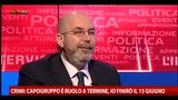 05/05/2013 - Crimi: al M5S spettano presidenza Copasir e vigilanza Rai