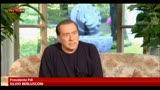 Berlusconi, fiducia a Letta legata ad abrogazione Imu