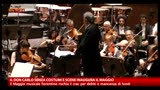 05/05/2013 - Il Don Carlo senza costumi e scene inaugura il maggio