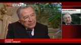 06/05/2013 - Andreotti e i rapporti &quot;amichevoli&quot; con la mafia