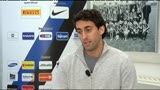 06/05/2013 - Inter, Milito: &quot;Spero di rientrare a luglio con la squadra&quot;