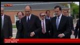07/05/2013 - Da Madrid Letta annuncia una task force Italia-Spagna