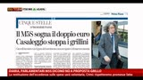 07/05/2013 - Diaria, Crimi: rispetteremo promesse fatte
