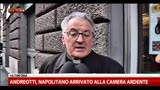 07/05/2013 - Andreotti, Venturi: ultimo ricordo che ho  la sua comunione