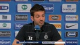 07/05/2013 - Orgoglio Stramaccioni: &quot;Siamo l'Inter, non dobbiamo mollare&quot;