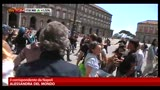 07/05/2013 - Visita Ministro Istruzione a Napoli, proteste e disordini