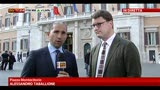 07/05/2013 - Gennaro Migliore (SEL): il M5S soffre di &quot;poltronismo&quot;