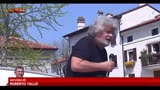 08/05/2013 - Presidenti commissioni, Grillo:  una lista della vergogna