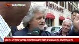 Grillo a Sky TG24:serve reddito di cittadinanza