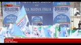 11/05/2013 - PDL in piazza a Brescia contro uso politico della giustizia