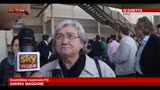 11/05/2013 - Assemblea nazionale PD, intervista a Rosy Bindi