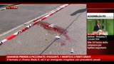 11/05/2013 - Ghanese prende a picconate i passanti, 1 morto e 2 feriti