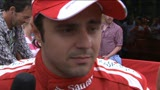 12/05/2013 - Gp Spagna, Felipe Massa: &quot;Dobbiamo continuare a migliorare&quot;