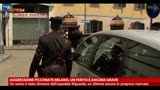 12/05/2013 - Aggressione picconate Milano, un ferito e ancora grave