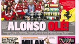 13/05/2013 - La rassegna stampa di Sky SPORT24 (13.05.2013)