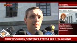 13/05/2013 - Ruby, Ghedini: a Milano ci si aspetta di tutto