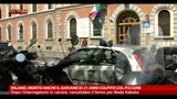 13/05/2013 - Milano,morto anche il giovane di 21 anni colpito col piccone