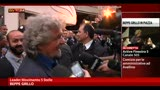 13/05/2013 - Grillo: restituiremo la diaria dei parlamentari