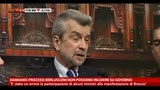 14/05/2013 - Damiano:processsi Berlusconi non possono incidere su governo