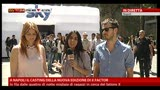 14/05/2013 - Casting X Factor, intervista a Chiara e Alessandro Cattelan