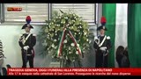 15/05/2013 - Tragedia Genova, oggi i funerali alla presenza di Napolitano