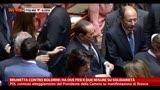 Boldrini:già condannate violenze,non entro in agone politico