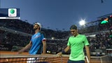15/05/2013 - Internazionali d'Italia, Federer domina Starace
