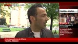 15/05/2013 - Milano, parla un uomo che vide Kabobo prima dell'aggressione