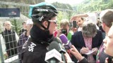 15/05/2013 - Giro 2013, Wiggins: &quot;Non sto molto bene al momento&quot;